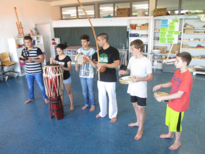 Capoeira Projekt Landwasser